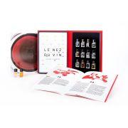 J. Lenoir - Le Nez du Vin - 12 aroma's van rode wijn (Engelstalig)