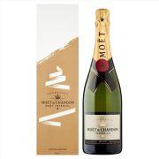 Moët & Chandon - Brut Impérial in Christmas giftbox - 0.75 - n.m.