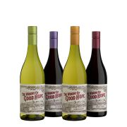 The Winery of Good Hope - Combinatiepakket - 4 stuks - 0,75