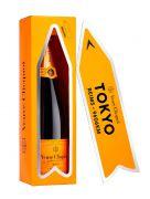 Veuve Clicquot - Tokyo Brut Giftbox Arrow Magnet in Giftbox - 0.75 - n.m.