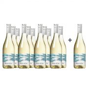 White and Sea - Blanc - voordeelpakket - 11 + 1 gratis - 0.75 - 2020